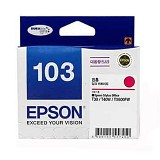 EPSON Magenta Ink Cartridge [T1033] - Tinta Printer Epson